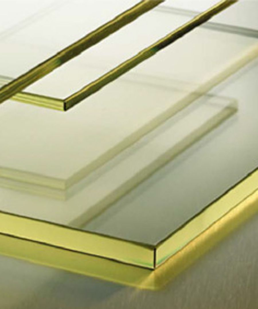 Clear lead glass