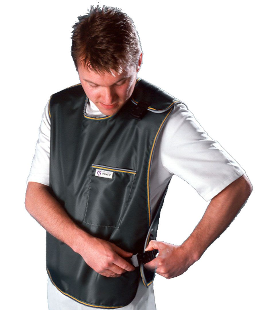 LytaType double-sided short top apron